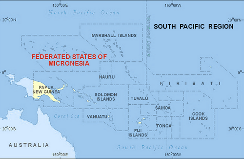Federated states of micronesia publicscrutiny Images